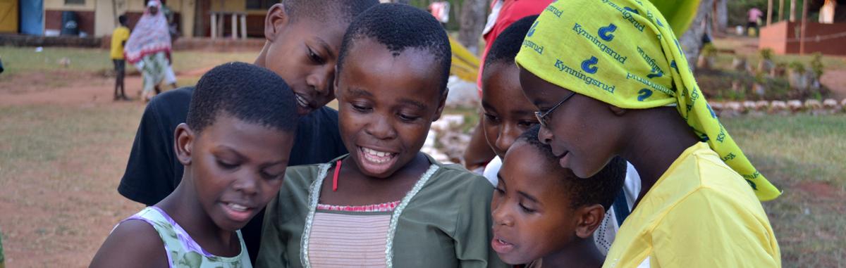 A million to poor children