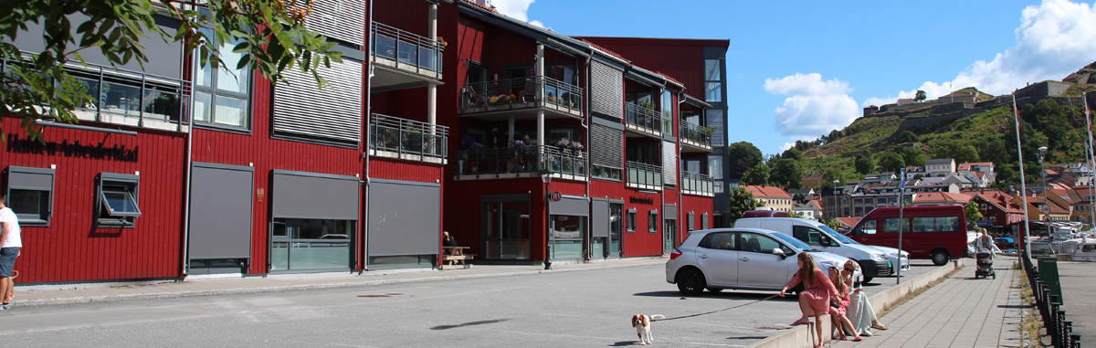 WITRE is new tenant at Langbrygga, Halden