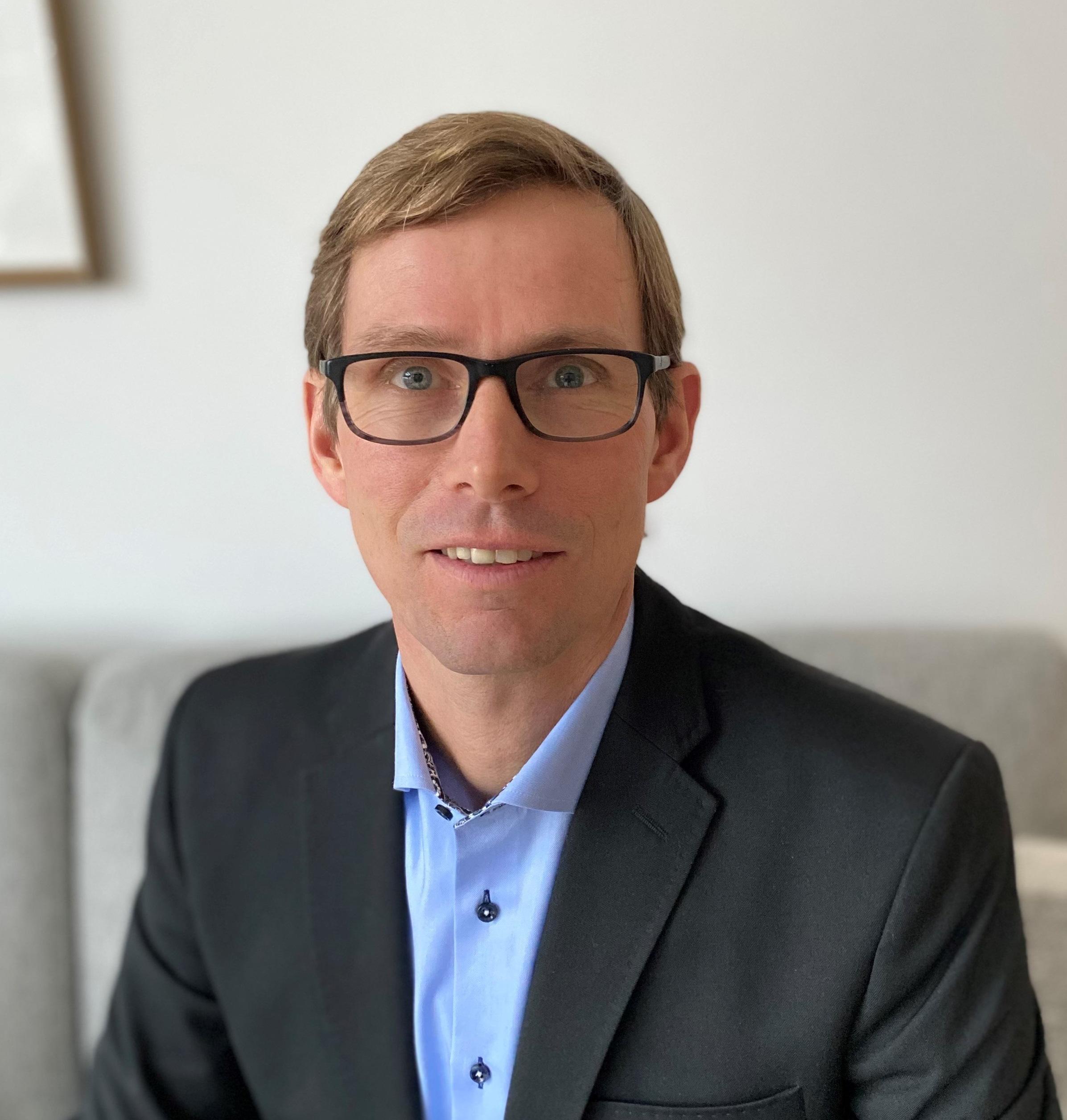 VD Kynningsrud Bostäder Olof Olausson